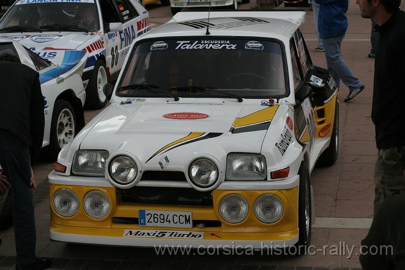 Corsica Historic Rally 2007 IMG_7993