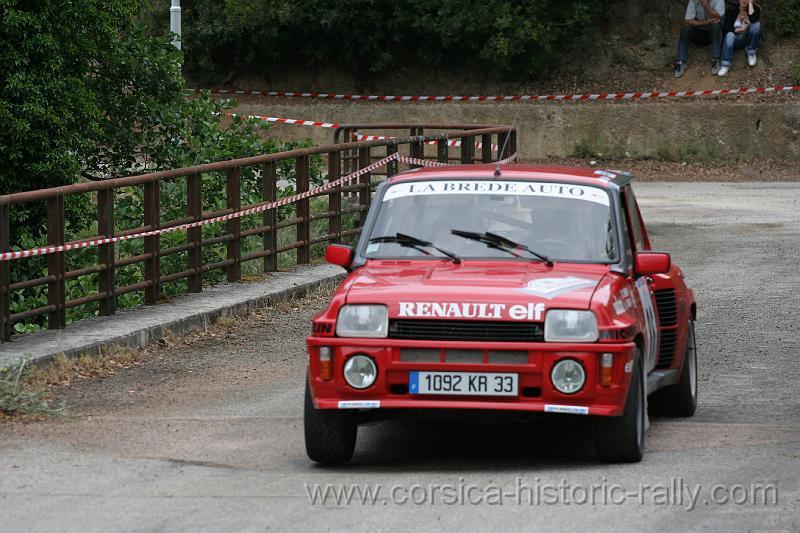 Corsica Historic Rally 2007 IMG_8294