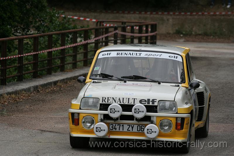 Corsica Historic Rally 2007 IMG_8308